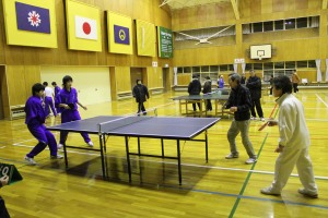 町民卓球大会3