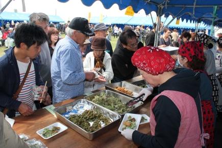 2016山菜まつり (4)