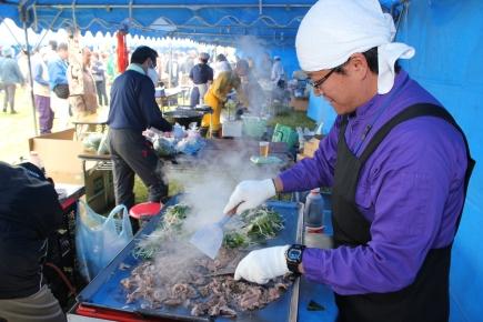 2016山菜まつり (6)