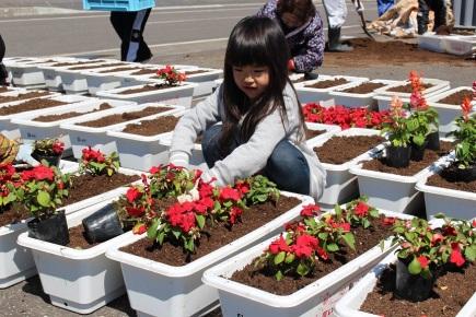 花いっぱい (4)