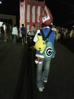行灯仮装盆踊り (2)